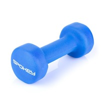 Set dumbbells Spokey SHAPE IV 2x2 kg blue, Spokey