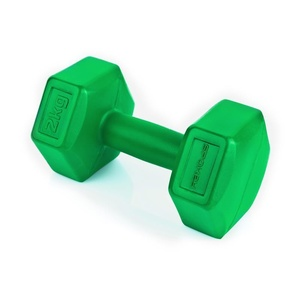 Set hex dumbbells Spokey MONSTER II 2x2 kg, Spokey