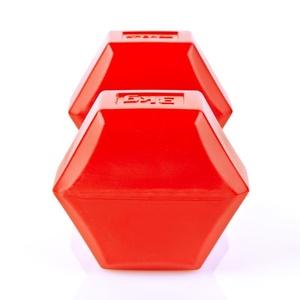 Set hex dumbbells Spokey MONSTER II 2x3 kg, Spokey