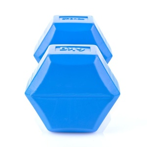 Set hex dumbbells Spokey MONSTER II 2x4 kg, Spokey