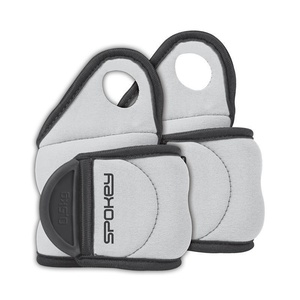 Weights to wrists Spokey COM FORM IV 2x0,5kg gray, Spokey