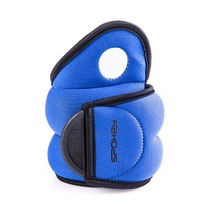 Weights to wrists Spokey COM FORM IV 2 x 1,5kg blue, Spokey