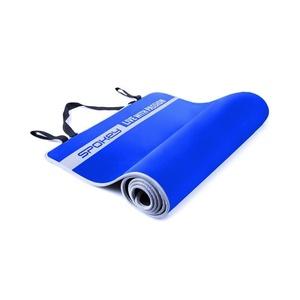 Mat to exercise Spokey FLEXMAT V blue, Spokey