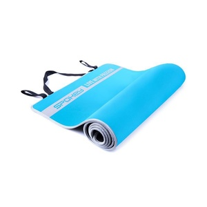 Mat to exercise Spokey FLEXMAT V turquoise, Spokey