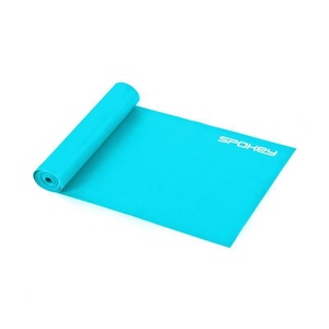Fitness rubber Spokey RIBBON II turquoise light