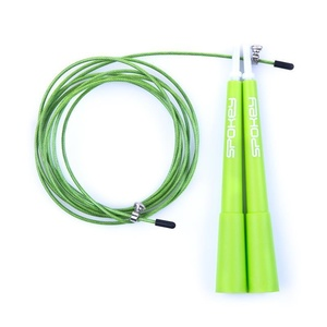 Jump rope Spokey CrossFit II green, Spokey