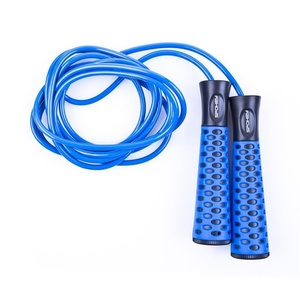 The bearing jump rope Spokey CANDY ROPE II blue, Spokey
