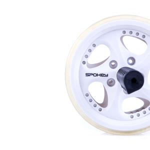 Double exercising wheel Spokey TWIN B II gray, Spokey