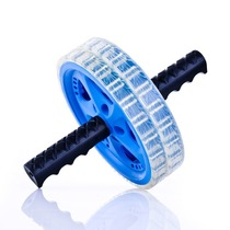 Double exercising wheel Spokey TWIN B II blue, Spokey