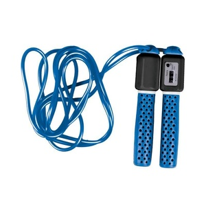 Jump rope Spokey COUNTER ROPE II with counter blue, Spokey
