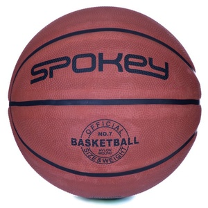 Basketball ball Spokey BRAZIRO II brown size 5