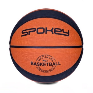 Basketball ball Spokey DUNK brown size 7, Spokey
