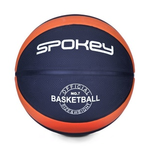 Basketball ball Spokey DUNK blue size 7, Spokey