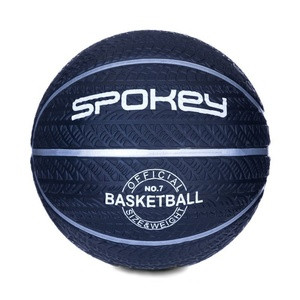 Basketball ball Spokey MAGIC blue with white, size 7, Spokey
