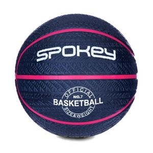 Basketball ball Spokey MAGIC blue with pink, size 7, Spokey
