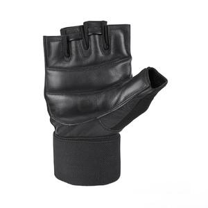 Fitness gloves Spokey Guanta II black, Spokey