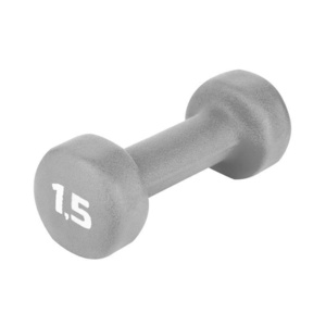 Set dumbbells Spokey SHAPE IV 2x1,5 kg gray, Spokey