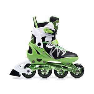 Roller skates Spokey SPEEDSTAR green, Spokey