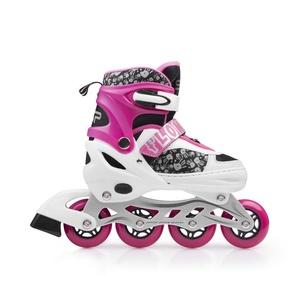 Roller skates Spokey FLOKI pink, Spokey