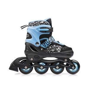 Roller skates Spokey FLOKI blue, Spokey