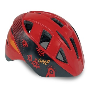 Children cycling helmet Spokey CHERUB red, 44-48 cm, Spokey