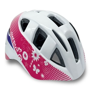 Children cycling helmet Spokey CHERUB white, 44-48 cm, Spokey