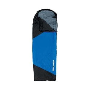 Sleeping bag Spokey Ultralight 600 II black / blue, left fastening, Spokey
