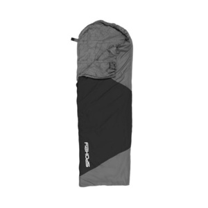 Sleeping bag Spokey Ultralight 600 II black / gray, right fastening, Spokey