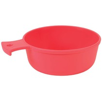 Bowl Wildo Cashbox Round red, Wildo