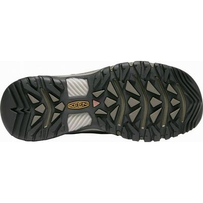 Shoes Keen TARGHEE III WP Men black olive/golden brown, Keen