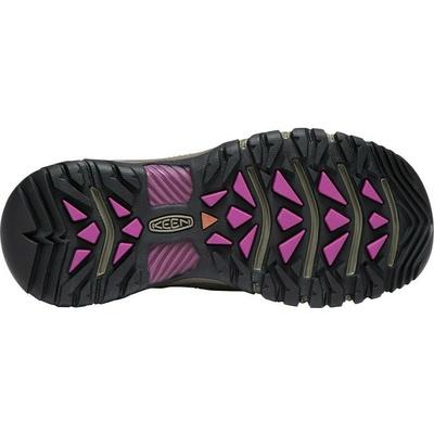 Shoes Keen TARGHEE III WP Men black bungee cord/black, Keen