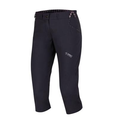 Outdoor pants IRIS Lady 3/4 anthracite, Direct Alpine