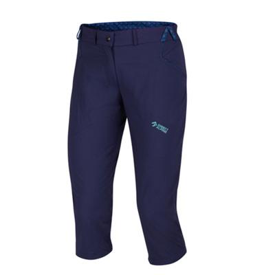 Outdoor pants IRIS Lady 3/4 indigo / menthol, Direct Alpine