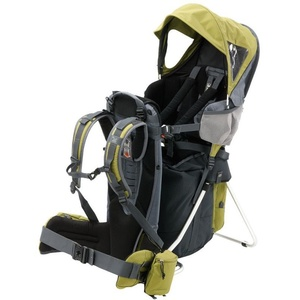 Seat Salewa Koala II + raincoat 4954, Salewa