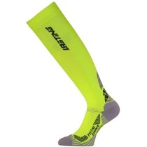 Compression knee socks Lasting RTL 101 yellow, Lasting