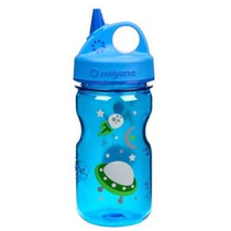 Bottle Nalgene Grip'n Glup 350ml 2182-1912 blue space, Nalgene