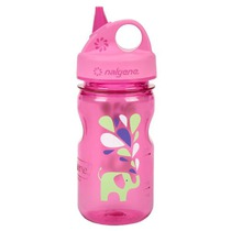 Bottle Nalgene Grip'n Gulp 350ml 2182-1712 pink elephant, Nalgene