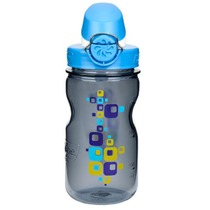 Bottle Nalgene OTF Kids 1263-0005 gray squares, Nalgene