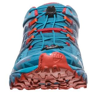Shoes La Sportiva Helios 2.0 Men tropic blue / tangerine, La Sportiva