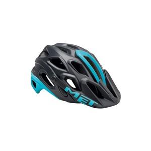 Helmet MET Lupo black / blue, Met