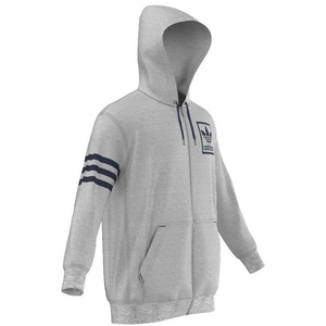 Sweatshirt adidas 3Foil Hooded FZ Hoody M30264, adidas originals