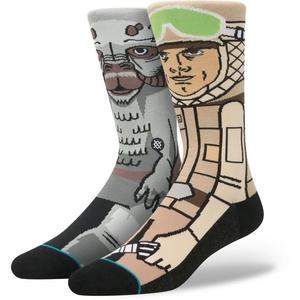 Socks Stance Sub Zero Tan, Stance