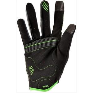 Men gloves Silvini GATTOLA MA1019 black, Silvini