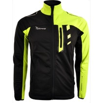 Men softshell jacket Silvini CASINO MJ701 neon-black, Silvini