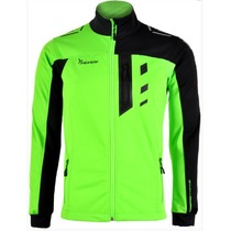 Men softshell jacket Silvini CASINO MJ701 green-black, Silvini