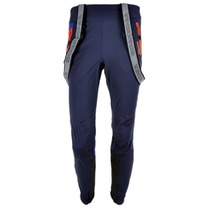 Men pants to cross country skiis Silvini MAZARO PRO MP1101 navy-ocean, Silvini