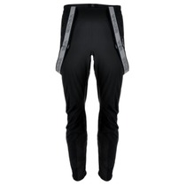 Men pants to cross country skiis Silvini MAZARO MP1110 black, Silvini