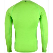 Men shirt Silvini LANA MT565 green, Silvini