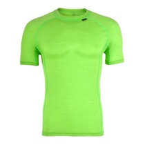 Men functional shirt Silvini Soane MT828 green, Silvini