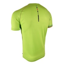 Men shirt Silvini PROMO MT855 lime, Silvini